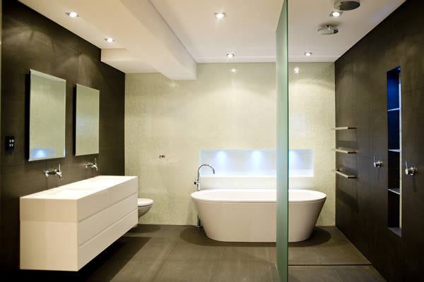 Bathrooms instyle showroom picture gallery luxury for Bathroom remodelling sydney
