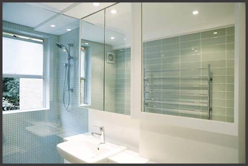 Luxury bathroom design construction and renovation for Bathroom remodelling sydney